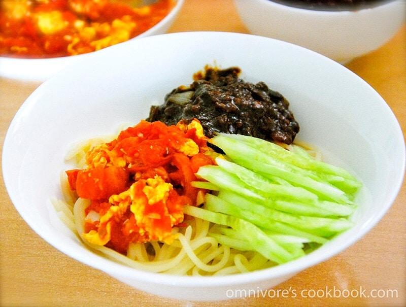 noodles zhajiang noodles jpg lao beijing zha jiang mian zha jiang mian ...