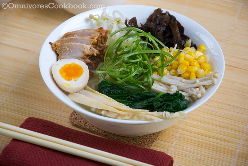Tonkotsu Ramen - Ramen Making Chapter 4 | Omnivore's Cookbook