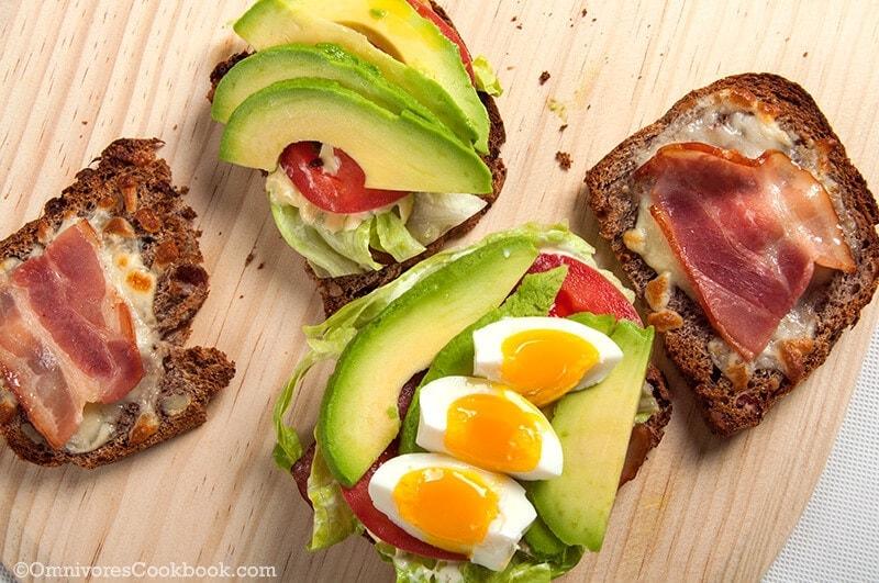 egg and avocado egg and avocado sandwiches avocado tomato and egg ...