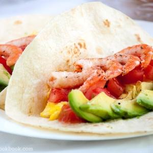 Healthy Breakfast Burrito   omnivorescookbook.com