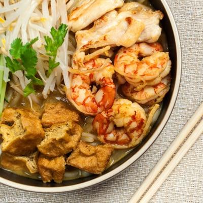 Curry Laksa   Omnivore's Cookbook