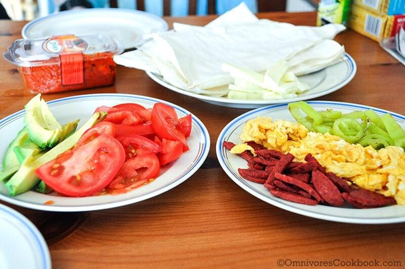 - Turkish Breakfast