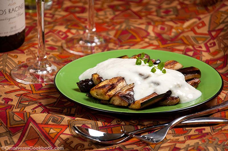 Turkish eggplant with yogurt omnivores cookbook turkish eggplant with yogurt forumfinder Gallery