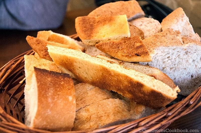Bread - Turkish Breakfast