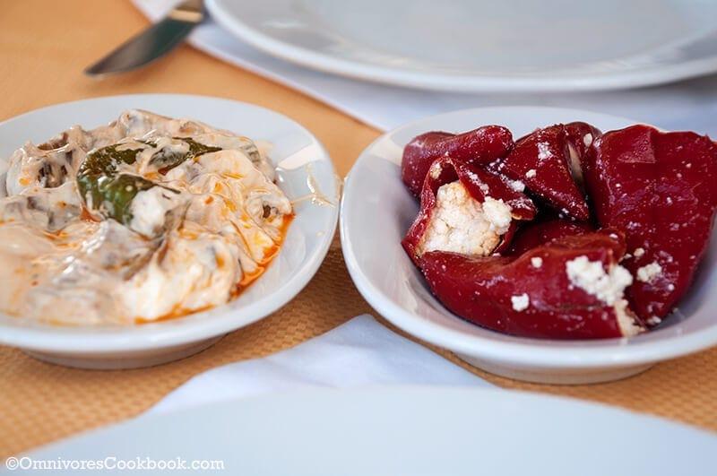 Meze - Turkish Food
