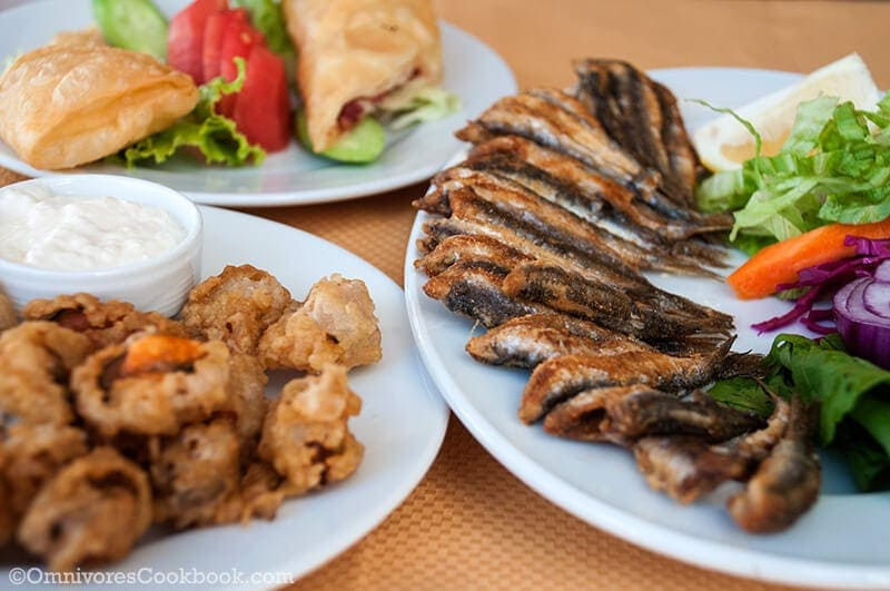 Meze - Turkish Food