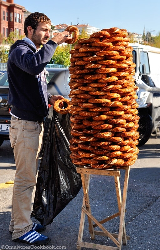 Bread - Turkish Street Food