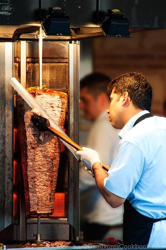 Kebab - Turkish Street Food