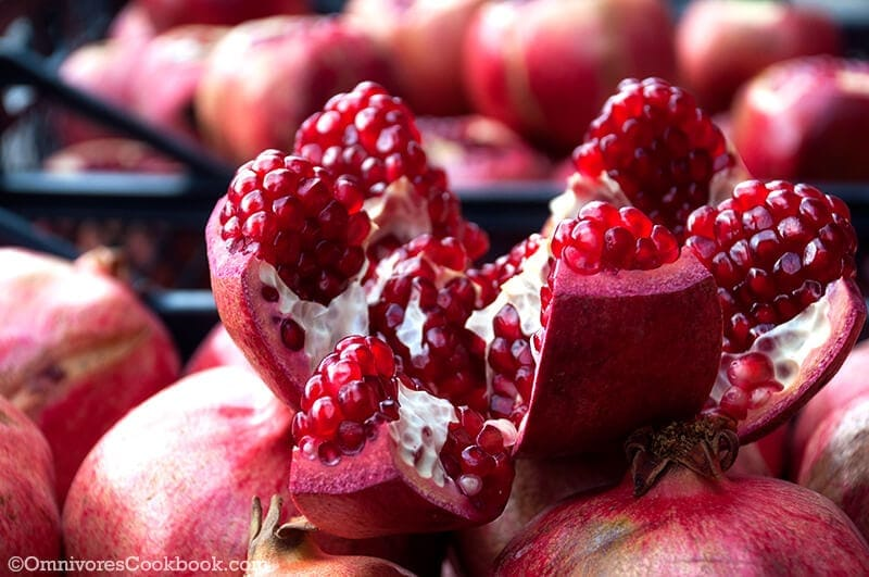 Pomegranate - Turkish Street Food