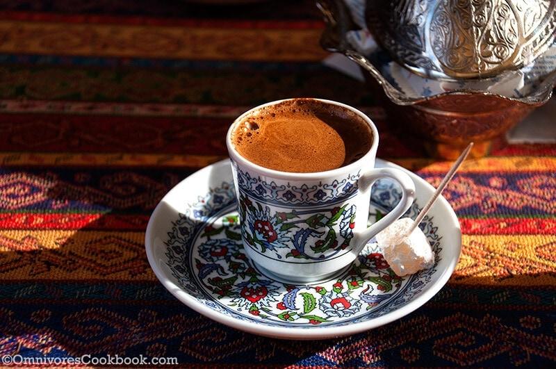 Adventure in Istanbul - Enjoy Turkish Coffee   Omnivore's ...