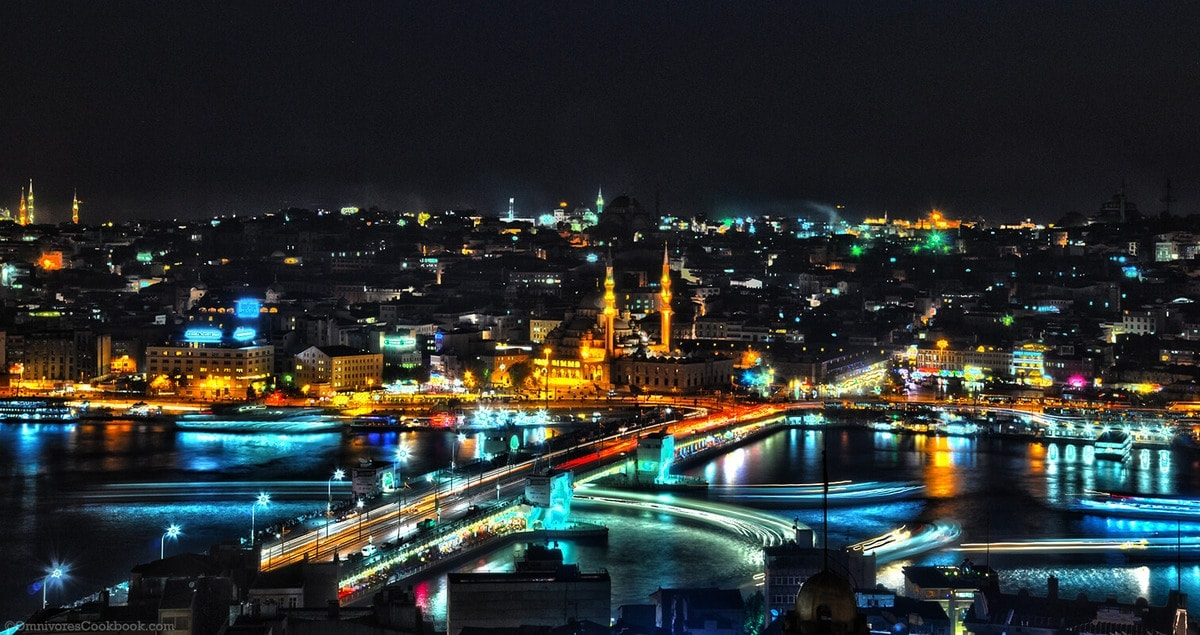 Adventure in Istanbul - Travel Photos and Shoot Locations