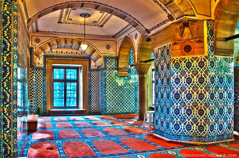 Photos of Mosque and Palaces