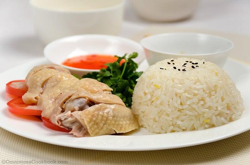 Hainanese Chicken Rice | Omnivore's Cookbook