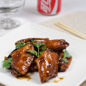 Braised Coca-Cola Chicken
