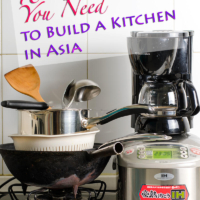 10 Cookwares You Need to Build a Kitchen in Asia | Omnivore's Cookbook