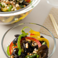 Spring Salad with Wood Ear | Omnivore's Cookbook