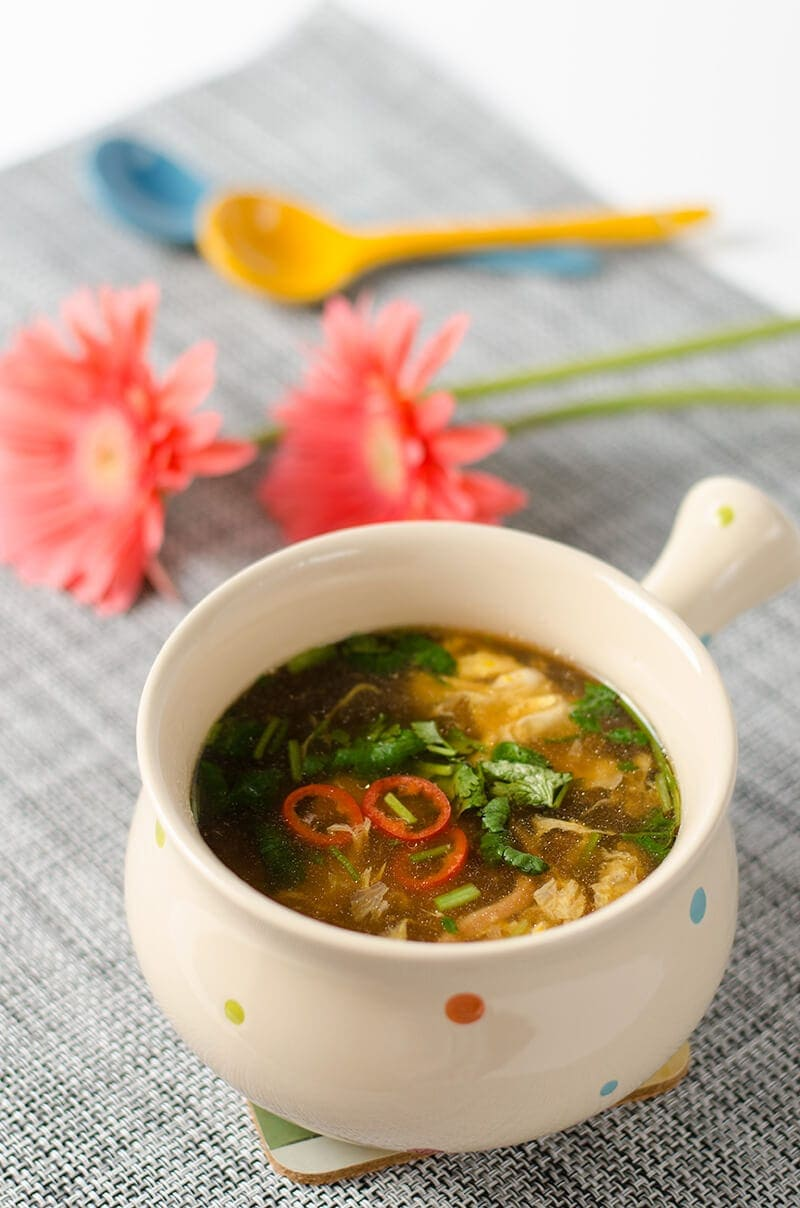 Hot and Sour Soup | Omnivore's Cookbook