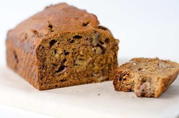 Low Sugar Banana Bread   Omnivore's Cookbook