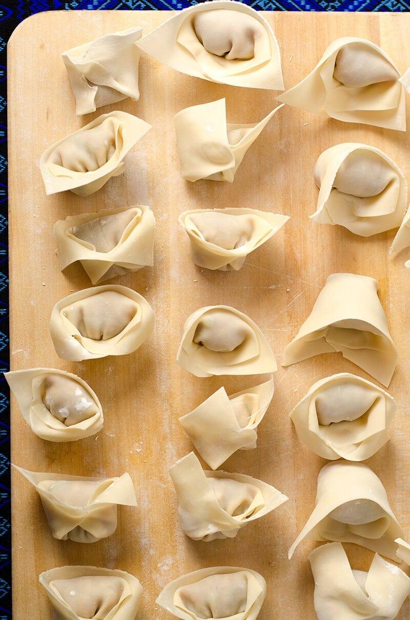 Wonton soup | Omnivore's Cookbook