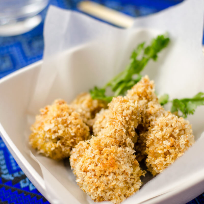 Baked Fried Chicken   Omnivore's Cookbook
