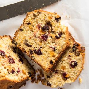 Family Favorite Fruitcake | omnivorescookbook.com
