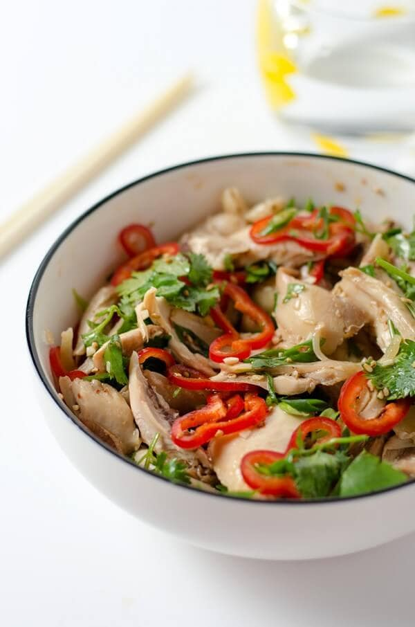 Bang Bang Chicken | Omnivore's Cookbook