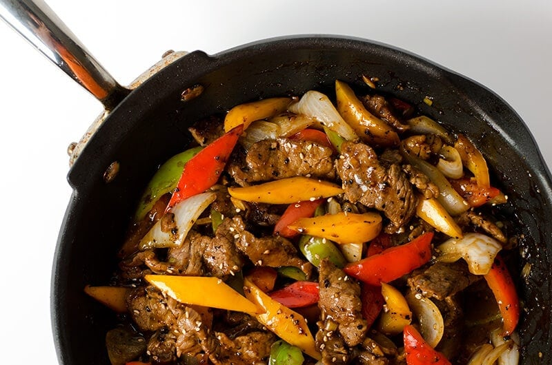 Pepper Steak Recipes — Dishmaps