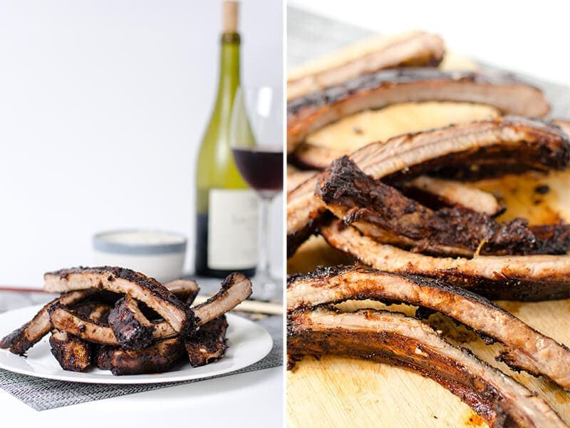Oven baked five spice ribs | Omnivore's Cookbook