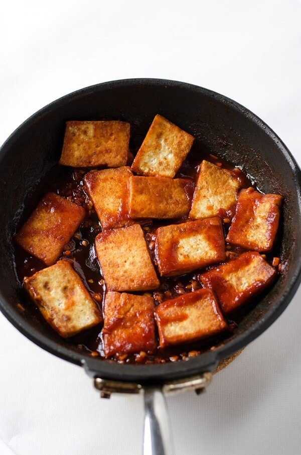 Sweet Sour Tofu | Omnivore's Cookbook