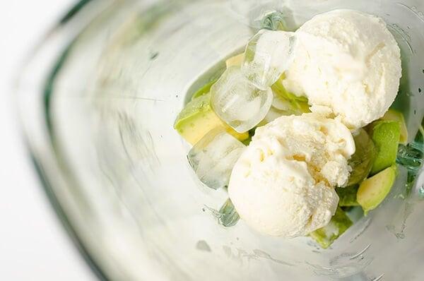 Avocado Milkshake Ingredients | Omnivore's Cookbook