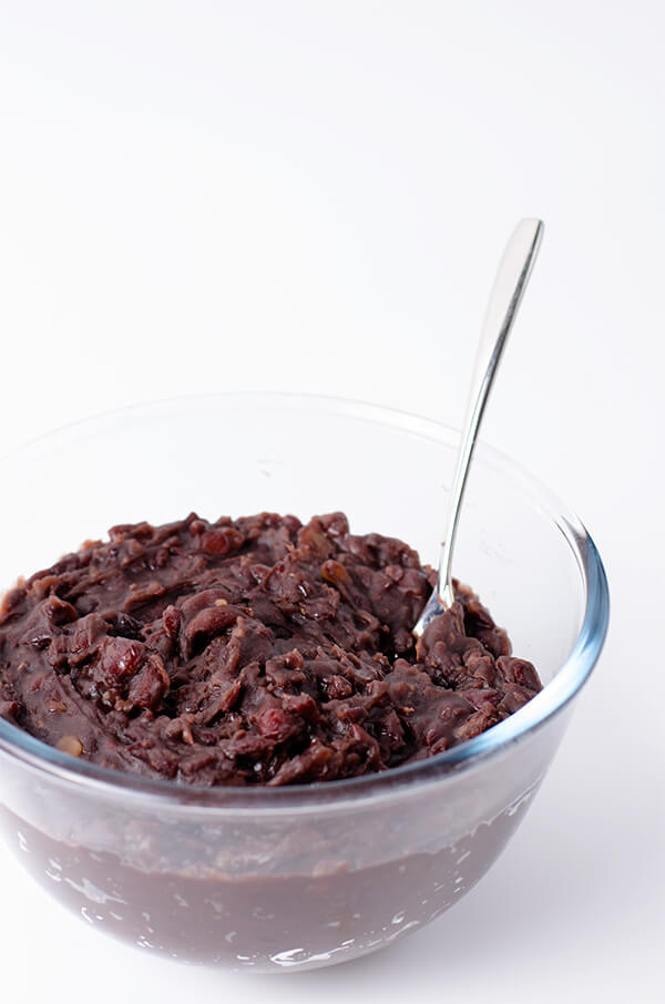How to make red bean paste | Omnivore's Cookbook