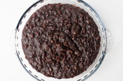 How to make red bean paste cooking process | Omnivore's Cookbook