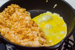 Thai Curry Chicken Fried Rice Cooking Process | Omnivore's Cookbook