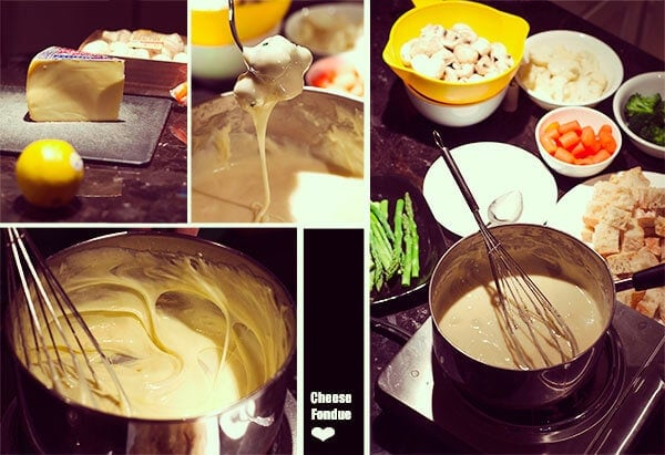 Trip to Chicago Recap - cheese fondue | omnivorescookbook.com