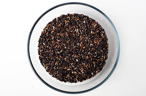black rice | Omnivore's Cookbook
