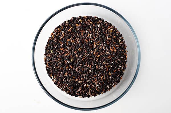 black rice | Omnivore's Cookbook