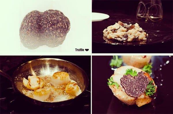 Trip to Chicago Recap - winter truffles   omnivorescookbook.com