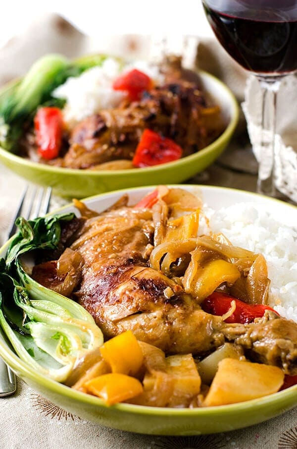 African Chicken - 20 Chinese Recipes You Need to Try Out in 2015 | omnivorescookbook.com