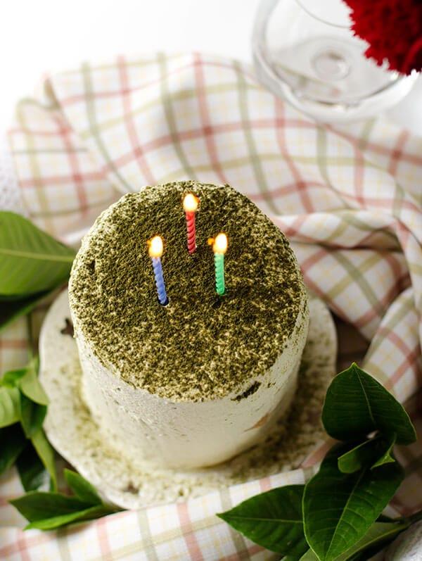 Matcha Cake | omnivorescookbook.com