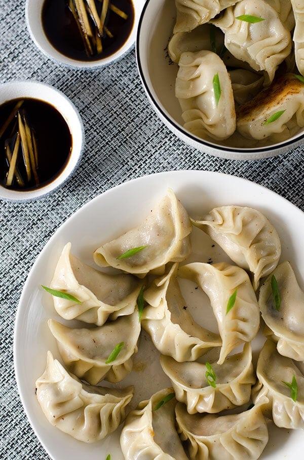 Dumplings   12 Chinese New Year Food Ideas