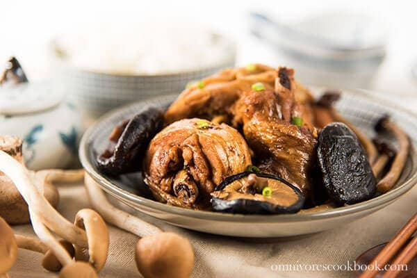 Braised-Chicken-and-Mushroom-4