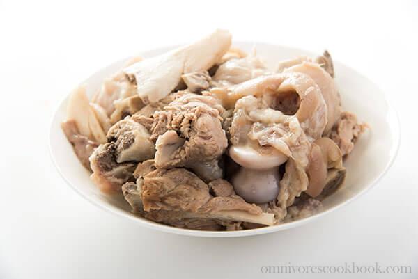 Chinese Pork Stock | omnivorescookbook.com