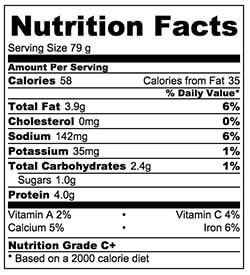 Green Onion Tofu Salad Nutrition Facts   omnivorescookbook.com