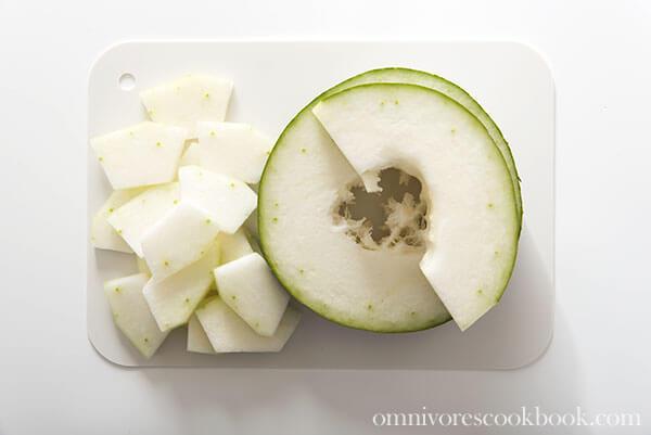 Winter Melon | omnivorescookbook.com
