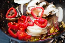 Chinese Spicy Roast Fish (重庆烤鱼) Cooking Process | omnivorescookbook.com