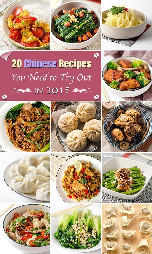 20 Healthy Chinese Recipes You Need to Try Out in 2015 | omnivorescookbook.com