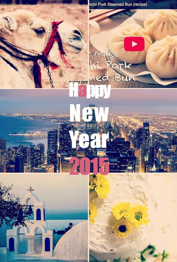 Happy New Year 2015 | omnivorescookbook.com