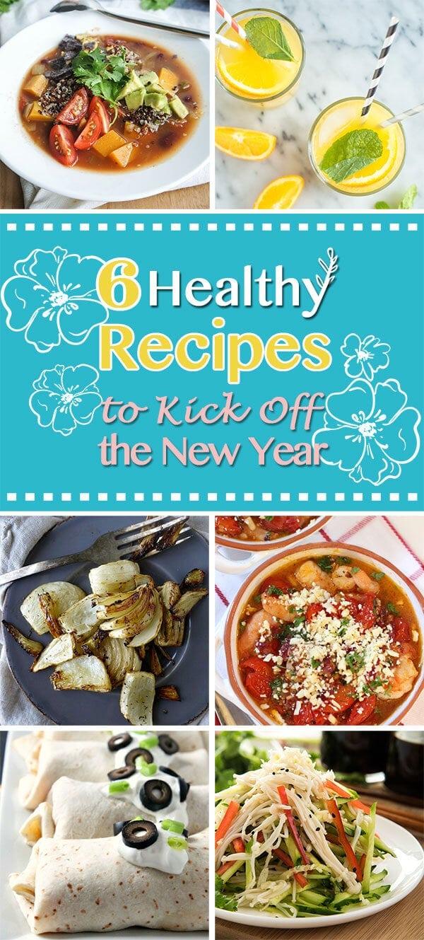 6 Healthy Recipes to Kick Off the New Year | omnivorescookbook.com