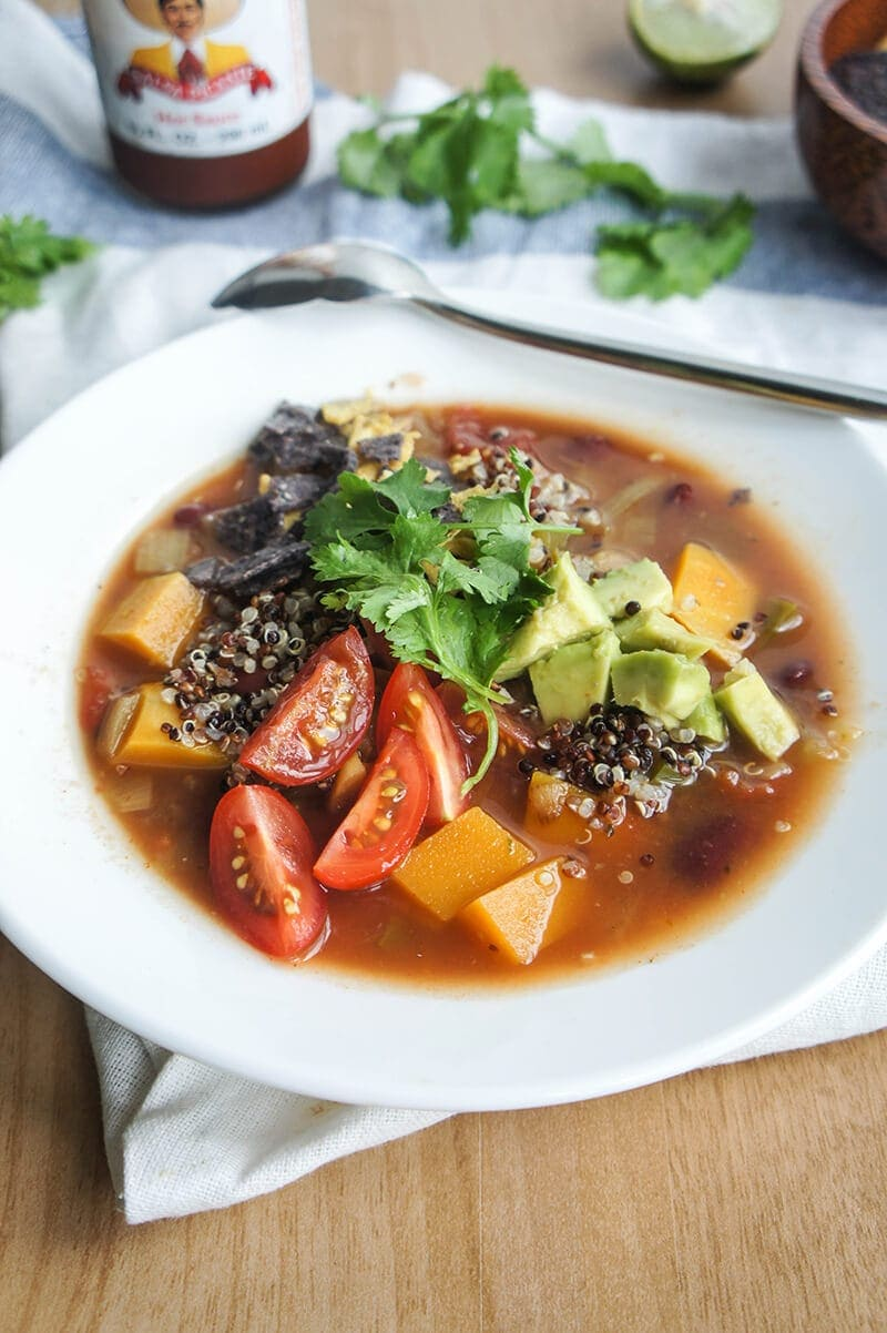 SW Quinoa and Butternut Soup - 6 Healthy Recipes to Kick Off the New Year