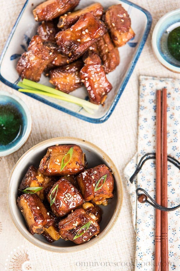 Sweet and Sour Ribs (糖醋小排) | Omnivore's Cookbook
